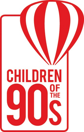 Children of the 90s logo