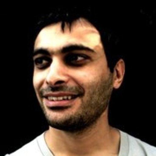 Amir Gander headshot