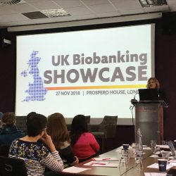 UK Biobanking Showcase